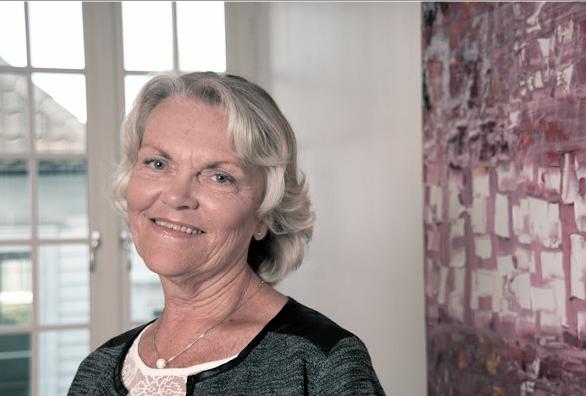 Advokat Hanne Mæland